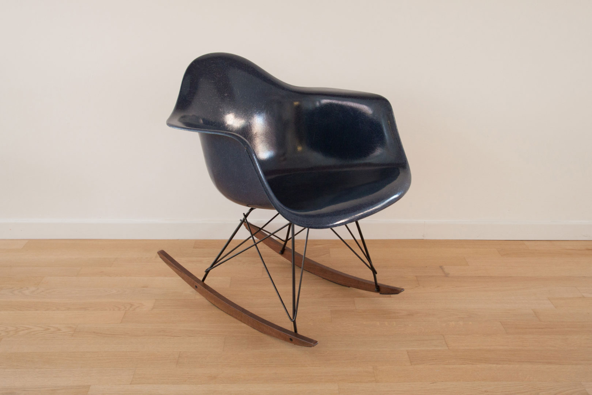 Rocking chair Eames - Herman Miller - cod.746