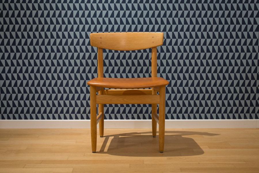 """""""Oresund"""" chairs by Borge Mogensen"""