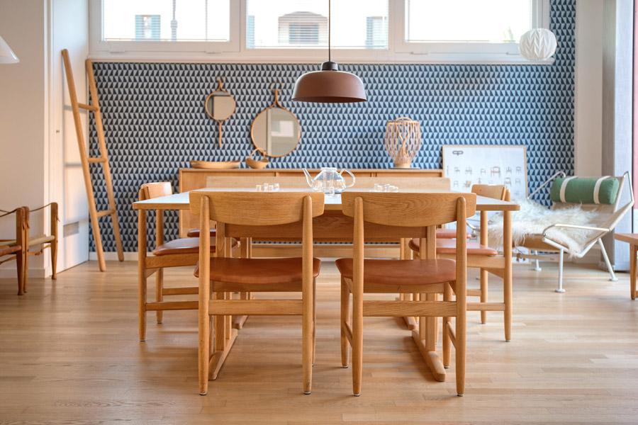 Il design scandinavo attinge alla cultura shaker danord - Mobili danimarca ...