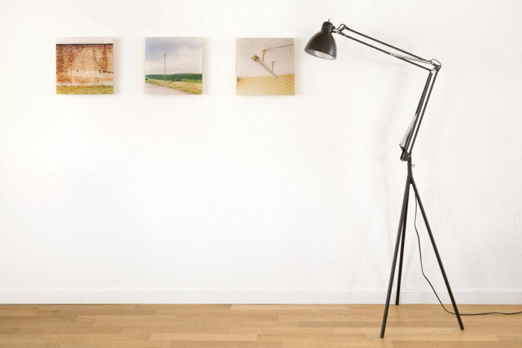 STAND-LAMP -MOEBE