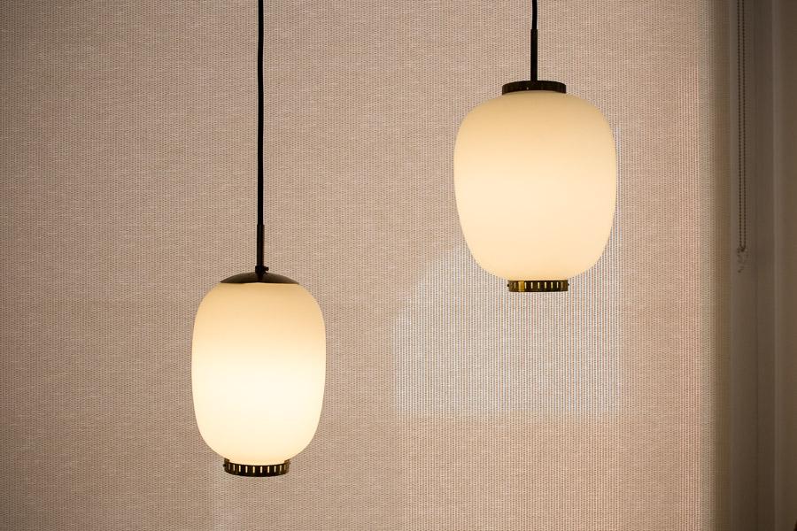 Danish lamps -hanging lamps