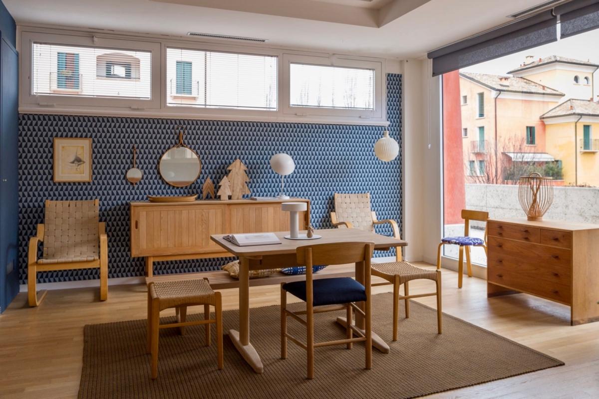 Mobili Scandinavi Milano : Danord design storico scandinavo