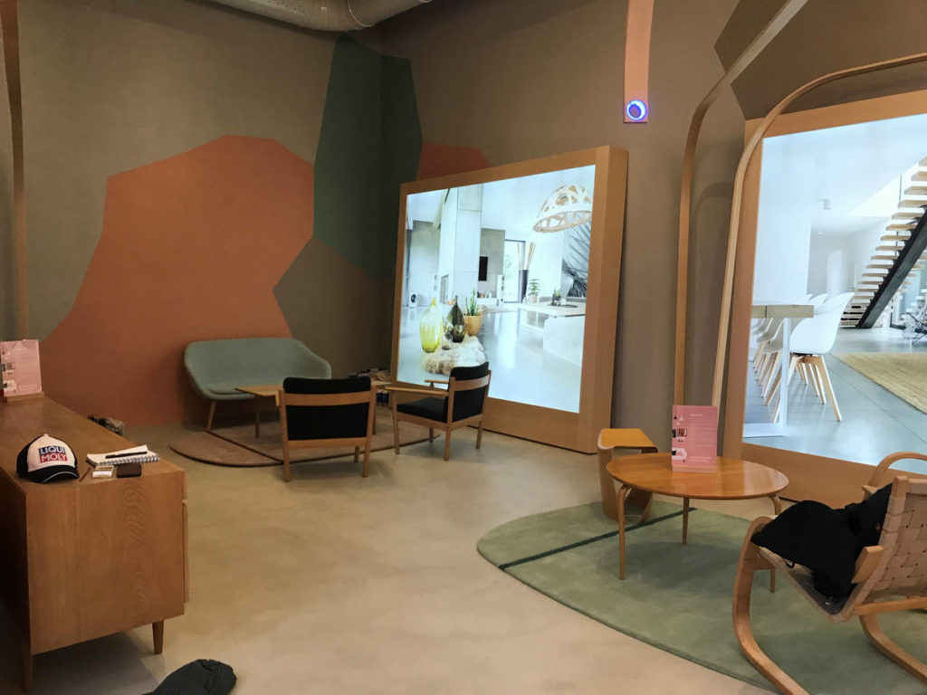 Mobili Scandinavi Milano : Milano design week u honda experience u casa connessa tortona danord