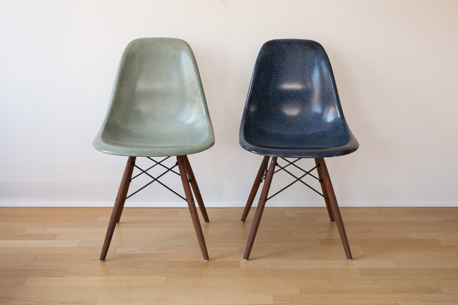 DSW Side Chair – Charles and Ray Eames – Cod. 688
