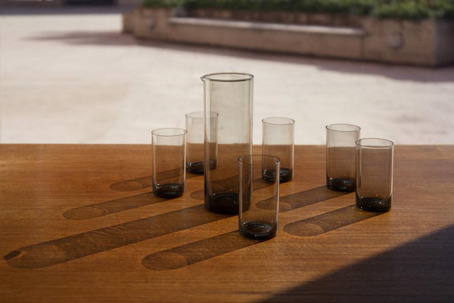 Glass set by Kaj Franck