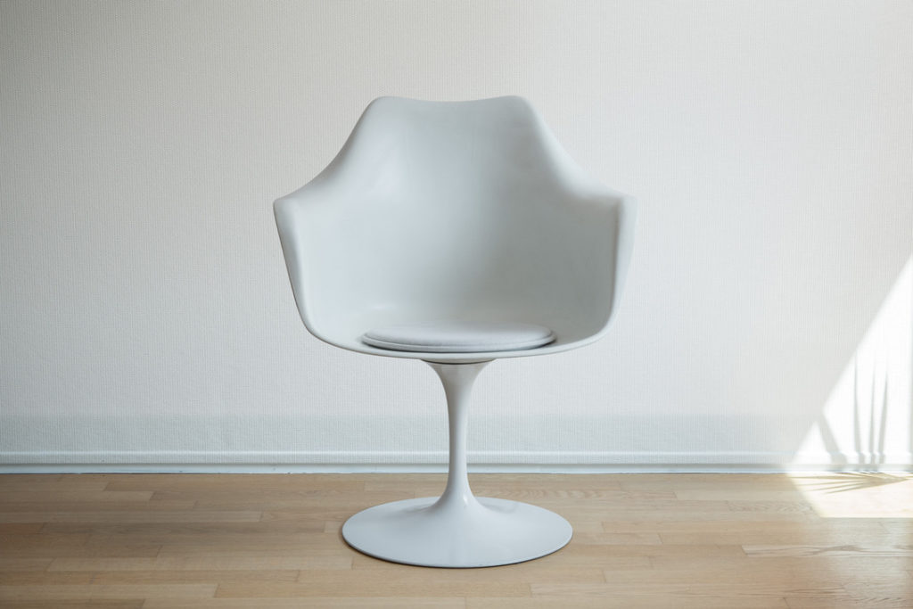 "Armchair "" Tulip "" by Eero Saarinen – Cod. 1268"