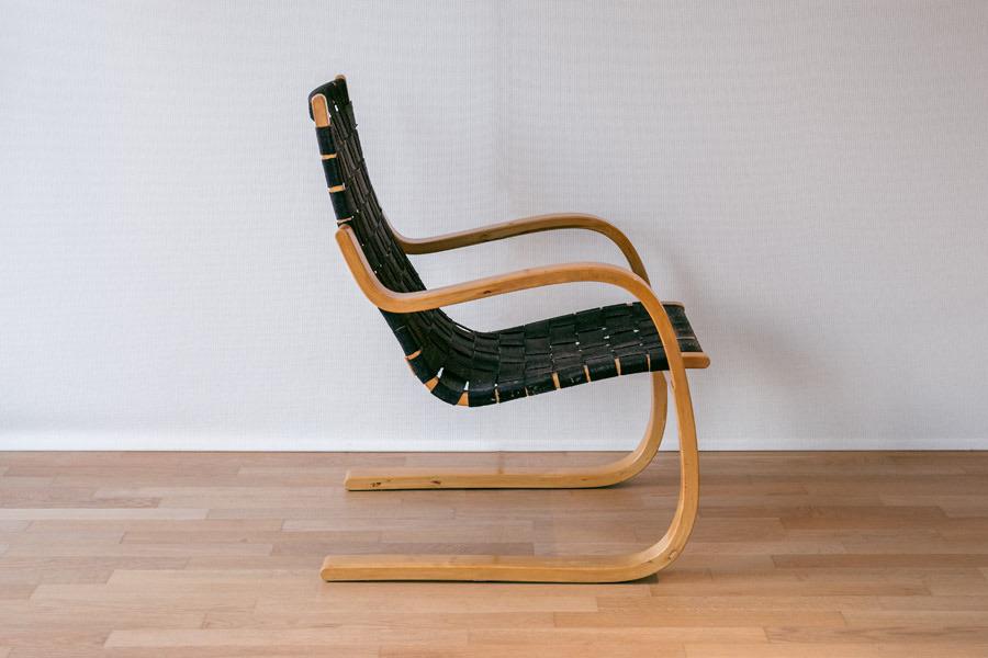 Easy chairs Alvar Aalto - Mod. 406
