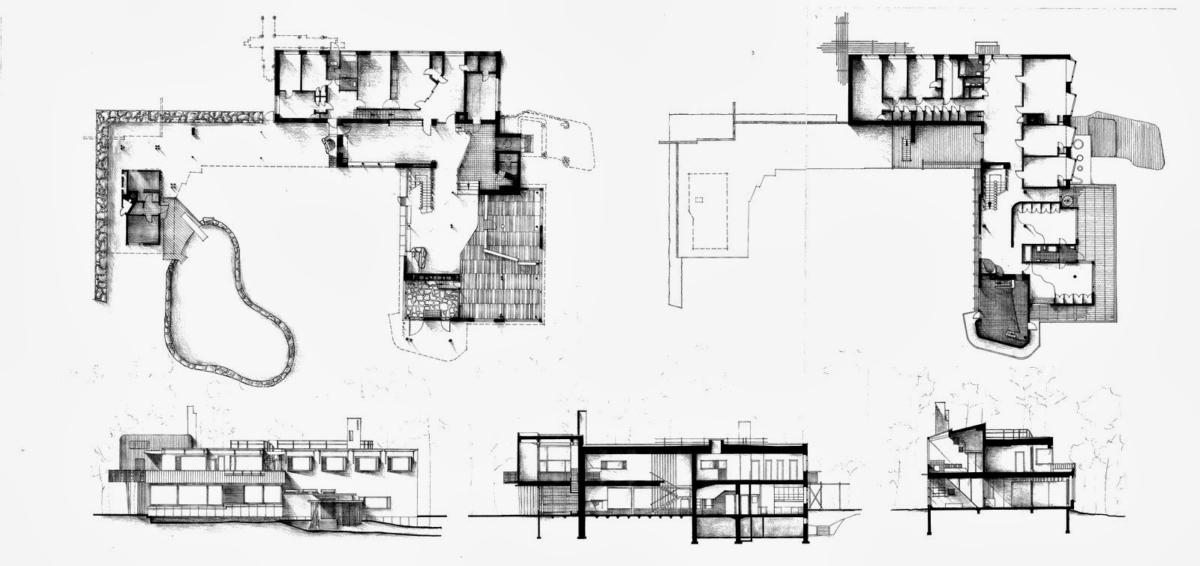 Villa Maria ( 1937 38 ) a Noormarkku - Finalnd
