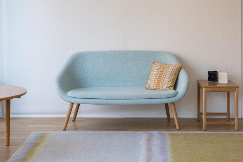 Sofa tessuto