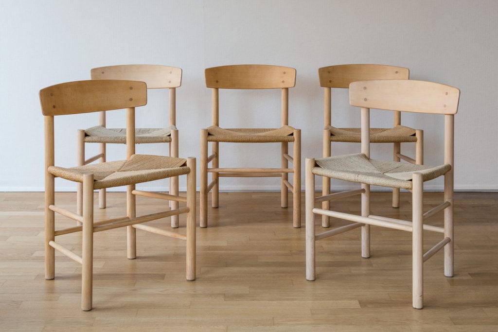 People-chairs in frassino chiaro – Cod. 1155