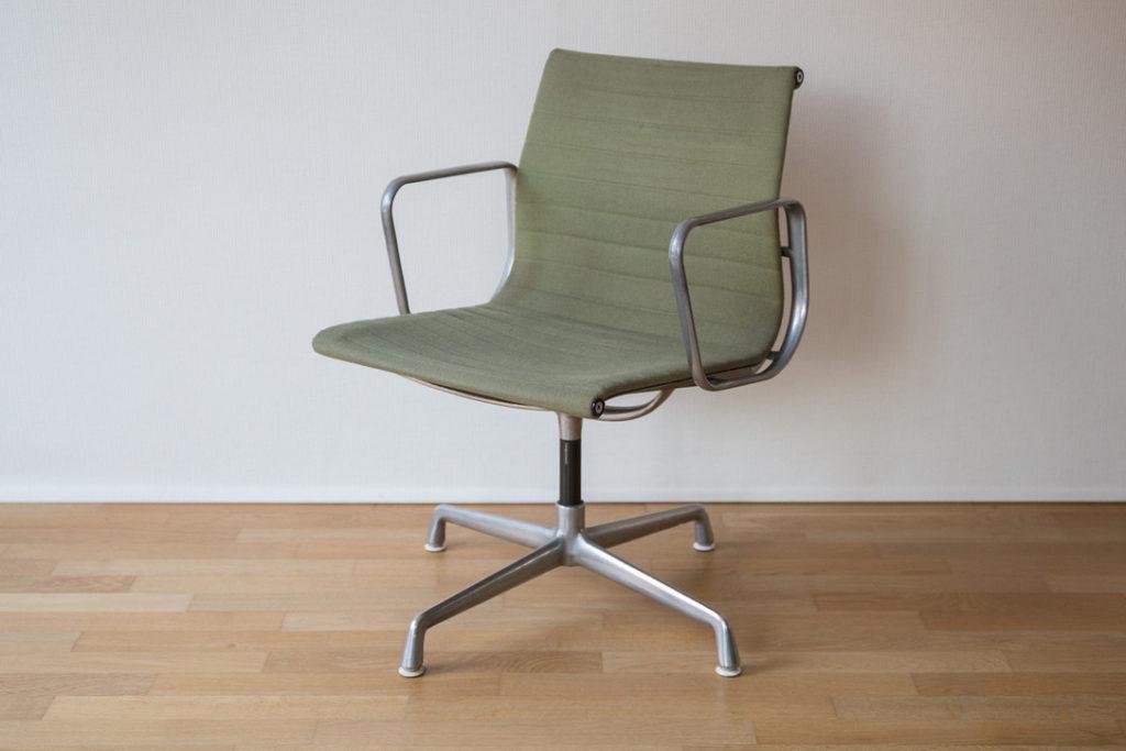 Office armchair Mod. EA 108 C. & R. Eames