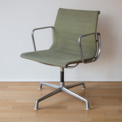 Office armchair Mod. EA 108 C. & R. Eames
