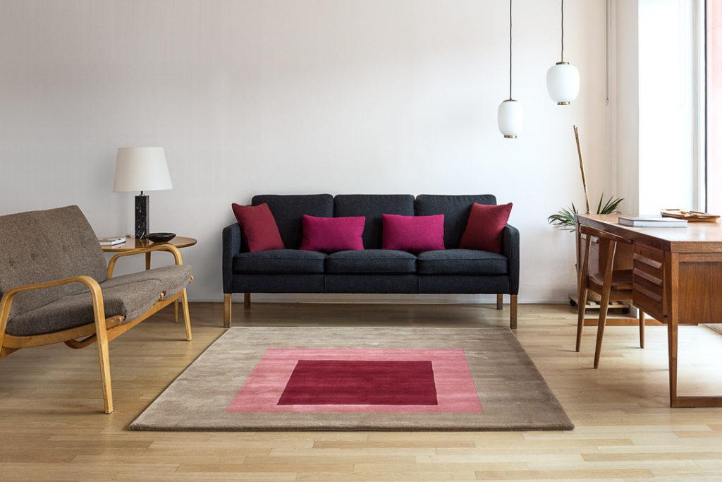 Borge Mogensen three seater sofa - Cod. 1313