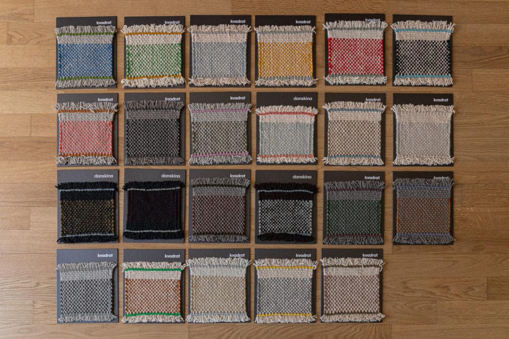Kvadrat carpets