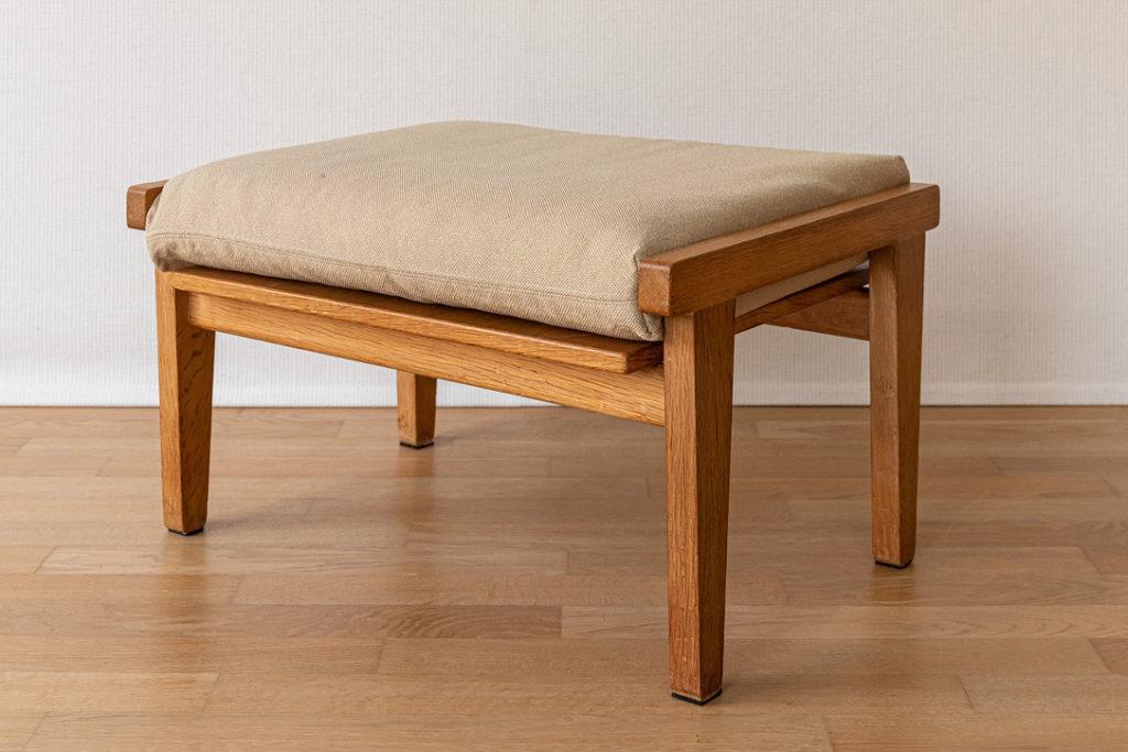 GE375 Hans Wegner - stool