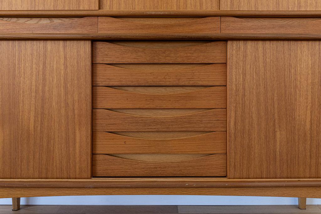 Beech wood cupboard - Code 1371